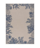 Lr Resources Seaside 81873WAZ  Area Rug
