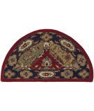 Lr Resources Shapes 10576 Multi - Red Area Rug