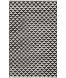Lr Resources Global Goods 4580 Black - White Area Rug