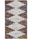 Lr Resources Global Goods 5256 Multi - White Area Rug