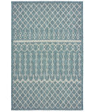 Lr Resources Sunshower 81247 Blue - Gray Area Rug