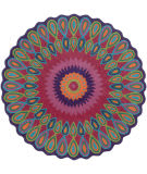 Lr Resources Vibrance 03540 Multi Area Rug