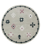 Lr Resources Vibrance 03564GRY  Area Rug