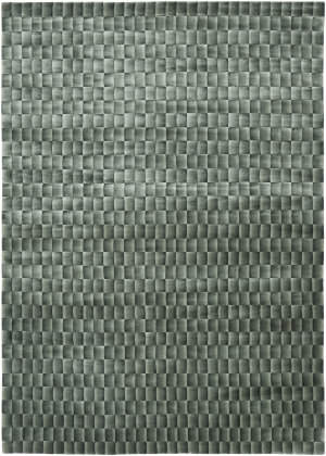LR Resources Super Soft Lr03814 Grey Area Rug