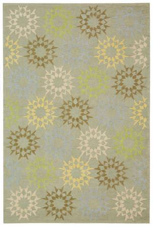 Martha Stewart by Safavieh MSR1843H Opal / grey Area Rug
