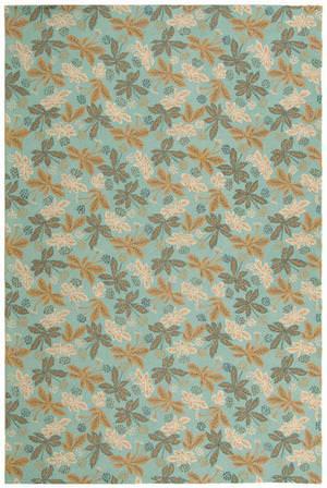 Martha Stewart by Safavieh MSR2320A SKY BLUE Area Rug
