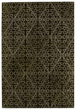 Martha Stewart by Safavieh MSR3258C COFFEE / BROWN Area Rug