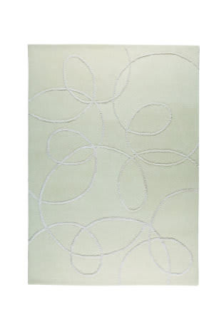 MAT The Basics Madrid White Area Rug