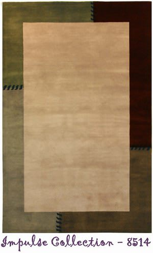 Rugstudio Sample Sale 18935R Beige Area Rug