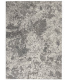 Michael Amini Uptown UPT02 Ivory - Grey Area Rug