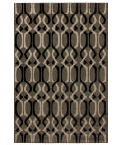 Mohawk Home Cachet Linked Lines Shitake Area Rug