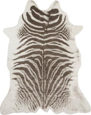 Momeni Acadia by Erin Gates Zebra Aca-1 Grey Area Rug