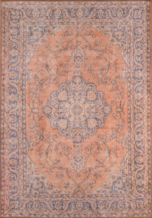 Momeni Afshar Afs11 Copper Area Rug