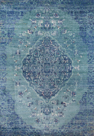 Momeni Amelia Am-02 Denim Area Rug