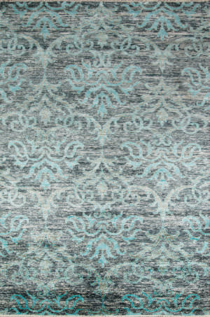 Momeni Artisan Art-2 Grey Area Rug