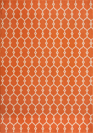 Momeni Baja Baj-2 Orange Area Rug