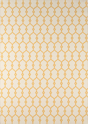 Momeni Baja Baj-2 Yellow Area Rug
