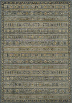 Momeni Belmont Be-04 Light Blue Area Rug