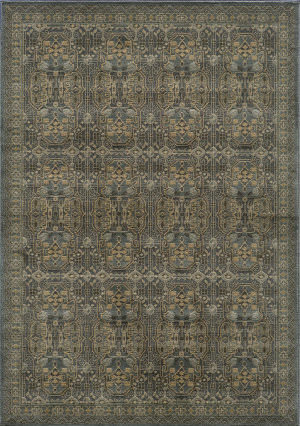 Momeni Belmont Be-07 Light Blue Area Rug