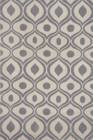 Momeni Bliss Bs-09 Grey Area Rug