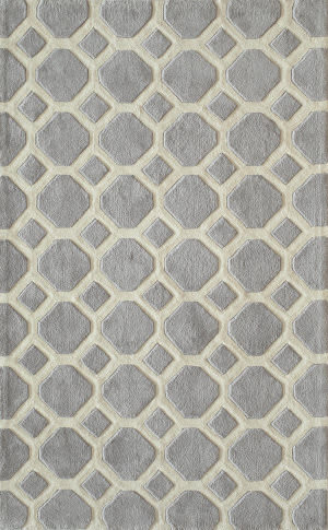 Momeni Bliss Bs-11 Grey Area Rug