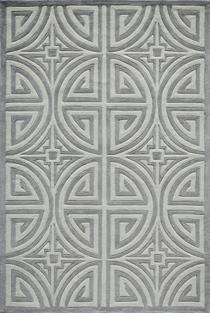 Momeni Bliss Bs-20 Grey Area Rug
