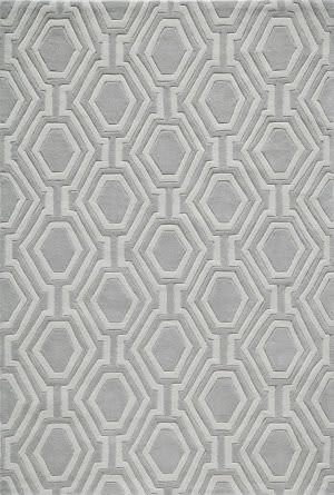 Momeni Bliss Bs-21 Grey Area Rug