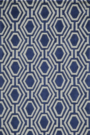 Momeni Bliss Bs-21 Navy Area Rug