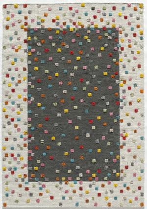 Momeni Boho Bo-04 Charcoal Area Rug