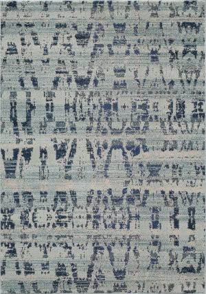 Momeni Casa Cas-4 Ocean Blue Area Rug