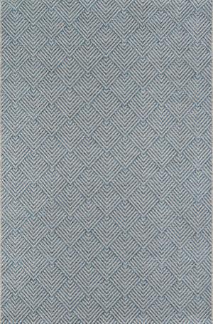 Momeni Como Com-3 Blue Area Rug