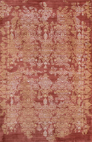 Momeni Cypress Cyp-3 Brick Area Rug