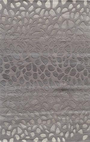 Momeni Delhi Dl-33 Silver Area Rug