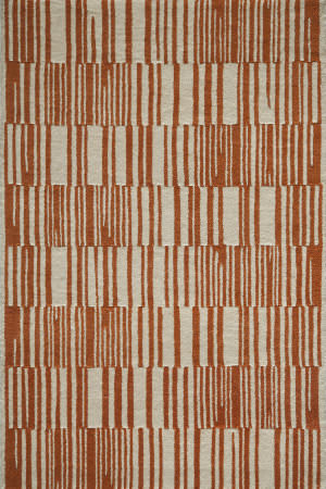 Momeni Delhi Dl-49 Orange Area Rug