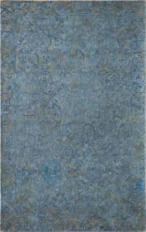 Momeni Delhi Dl-66 Blue Area Rug