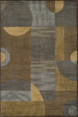 Momeni Dream Dr-01 Brown Area Rug