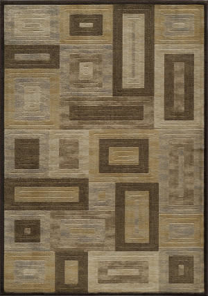 Momeni Dream Dr-02 Brown Area Rug