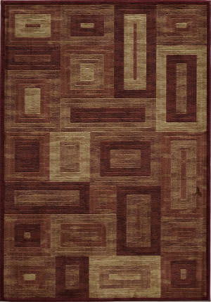 Momeni Dream Dr-02 Red Area Rug