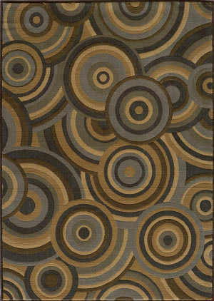 Momeni Dream Dr-05 Brown Area Rug