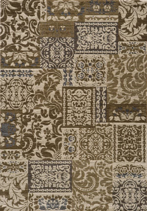 Momeni Dream Dr-51 Ivory Area Rug