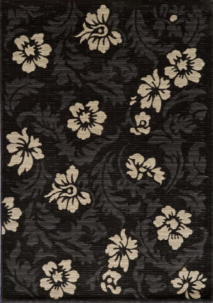 Momeni Dream Dr-55 Charcoal Area Rug