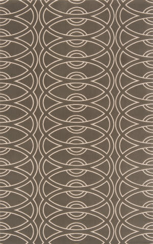 Momeni Elements El-29 Grey Area Rug