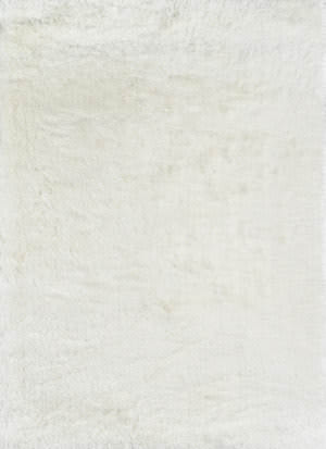 Momeni Enchanted Shag Ens-1 White Area Rug