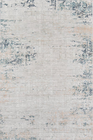 Momeni Genevieve GNV-4 Silver Area Rug
