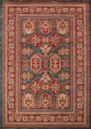Momeni Ghazni Gz-01 Blue Area Rug