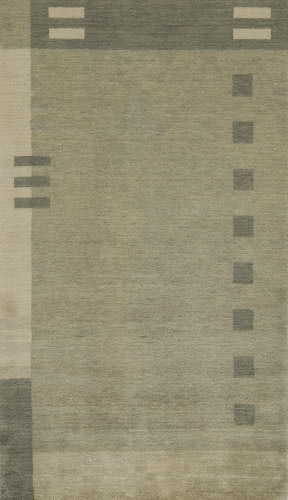 Momeni Gramercy Gm-09 Green Area Rug