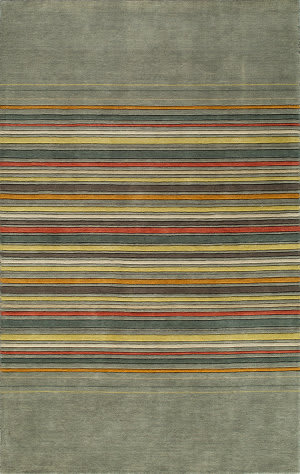 Momeni Gramercy Gm-25 Grey Area Rug