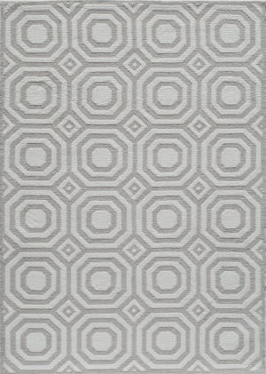 Momeni Heavenly He-26 Grey Area Rug