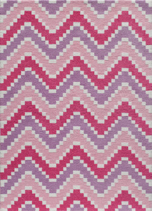 Momeni Heavenly He-29 Pink Area Rug