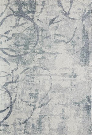 Momeni Illusions Il-01 Grey Area Rug
